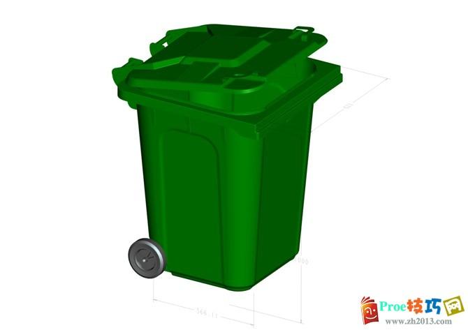 垃圾桶 垃圾箱 670