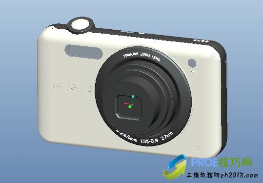 proe数码相机