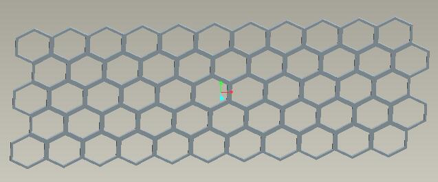 六边形阵列